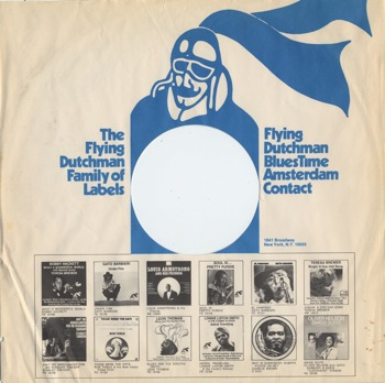 flying dutchman company sleeve