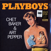 Chet Baker & Art PepperPlayboys