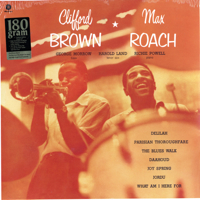 Clifford Brown-Max Roach(1956)