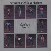 The Voices Of East Harlem Can You Feel It