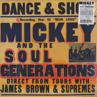 Mickey And The Soul Generation(ミッキー&ソウル・ジェネレーション)Iron Leg : The Complete Mickey & the Soul Generation -3LP