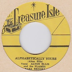Alton Ellis  アルトン・エリス  Alphabetically Yours -7