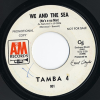 We And The Sea -7""