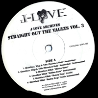 Staright Out The Vaults Vol.3