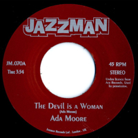 The Devil Is A Woman -7""