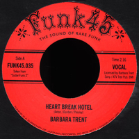 Heart Break Hotel -7""