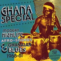 Modern Highlifre Afro-Sounds & Ghanaian Blues 1968-81 5LP BOXSET