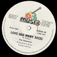 Love Has Many Faces -12""