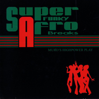 Super Funky Afro Breaks -MIXCD