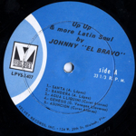 Up Up & More Latin Soul
