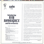 Introducing Ray Rodriguez And His Orchestra