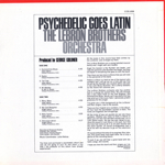 Psychedelic Goes Latin