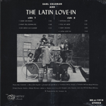 Earl Colman And The Latin Love-In