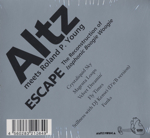 Escape -The Reconstruction Of Isophonic Boogie Woogie -CD