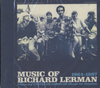 Music Of Richard Lerman -2CD