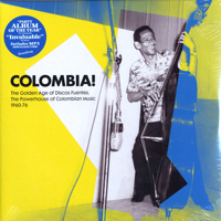 The Golden Ages Of Discos Fuentes The Powerhouse Of Colombian Music 1960-76 -2LP