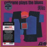 Coltrane Plays The Blues (180g)
