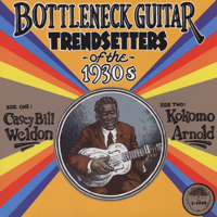 Bottleneck Guitar Trend Setters Of The 1930s (180g)