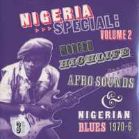 Modern Highlife Afro Sounds and Nigerian Blues 1970-76 -3LP