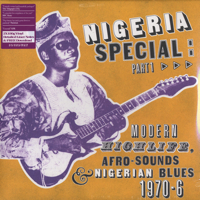 Modern Highlife. Afro Sound And Nigerian Blues 1970-76 -2LP