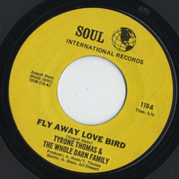 Fly Away Love Bird / Stuck On Your Self -7