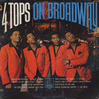 Four Tops On Broadway