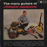 The Many Guitars Of Jorgen Ingmann