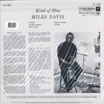 Kind Of Blue -180g Audiophile Vinyl MONO Edition