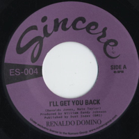 I'll Get You Back / Two Years Four Days -7