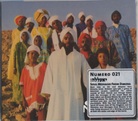 Soul Messengers. Sons Of The Kingdom -CD