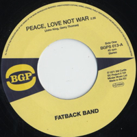 Peace, Love Not War / Put It On -7