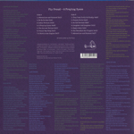 A Fraying Space -CD