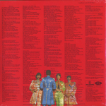 Sgt. Pepper's Lonely Hearts Club Band (180g)