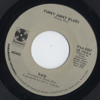 Funky Junky Blues / Show Me The Road Home -7