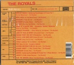 Dubbing with Royals -CD