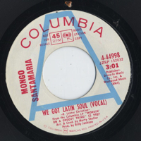 We Got Latin Soul / Getting It Out Of My System -7