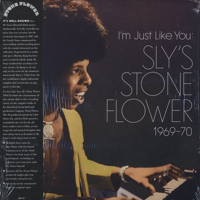 I'm Just Like You: Sly's Stone Flower 1969-70 - (180g) 2LP