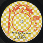 Love on the Seen / Jah Power -10