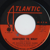 Compared To What / Cold Duck Time -7