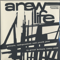 Private Independent and Youth Jazz in Great Britain 1966-1990 -2LP