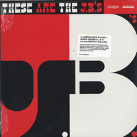 These Are The J.B.'s - The Unreleased Album 1970