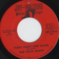 Funky Funky (Hot Pants) / There She Blows -7
