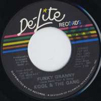 Funky Granny / Blowing With The Wind -7