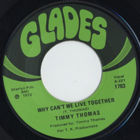Why Can't We Live Together / Funky Me -7
