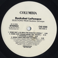 Selections From Buckshot LeFonque