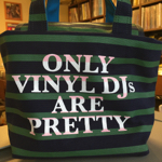 Cash For Vinyl / Navy-Green / with Flap
