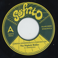 The Highest Bidder / Hard World -7