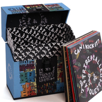 People's Instinctive Travels And The Pathes Of Rhythm - 8x45s Box set