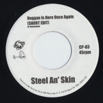 Reggae Is Here Once Again / Afro Punk Reggae (Dub) - Muro's Edit -7