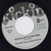 The Diddys Featuring Paige Douglas/Intergalactic Love Song -7